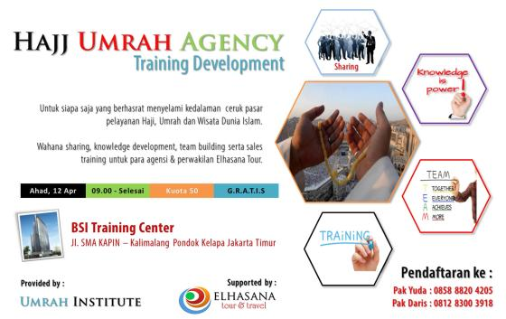 Iklan Training 1