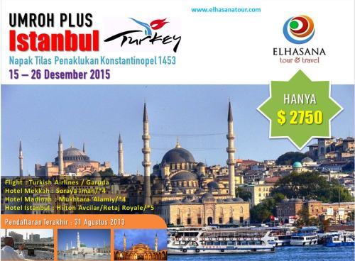 Um roh Plus Turki Landscape