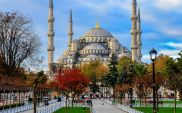 Blue Mosque Turki