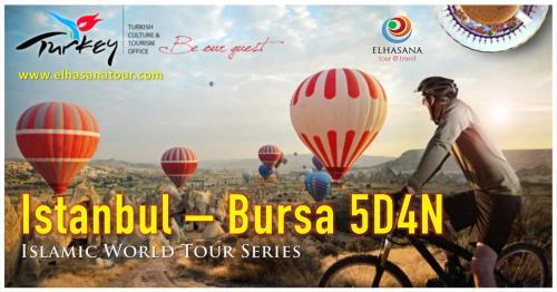 Ist Bursa 5D4N