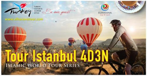 Turkey 4D3N