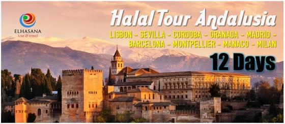 Banner Tour Andalusia