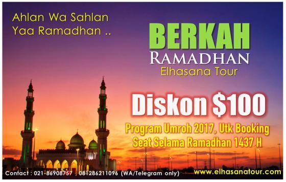 Berkah Ramadhan 1436