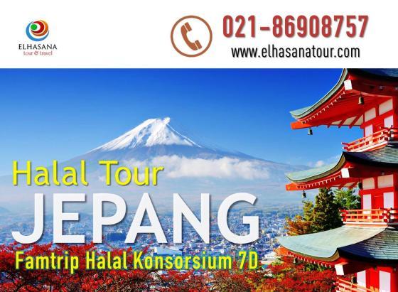 Halal Tour Jepang Famtrip Konsorsium