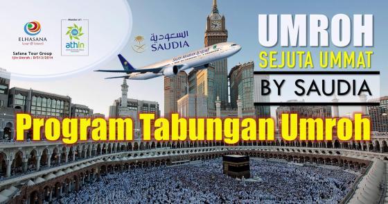 Banner Tabungan Umroh