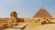Pyramid dan Sphinx