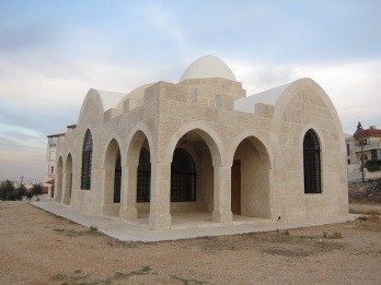 Makam Abdurahman Bin Auf RA