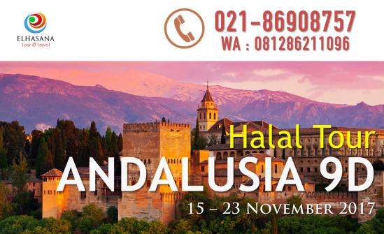 Banner Website Andalusia