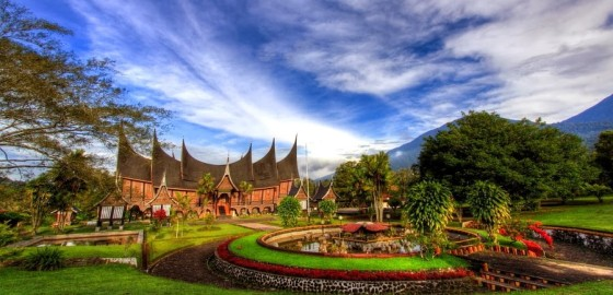 Minang Village Padang Panjang