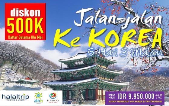 Banner Tur Korea Profil