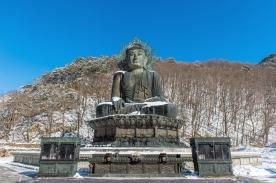 Grand Bronze Budha