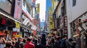 Myeongdong Shoping Street