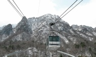 Cable Car to Gweongeumseong Fortress