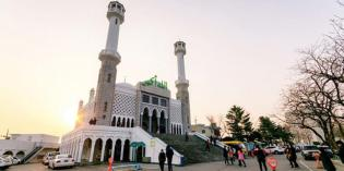 Itaewon Mosque Seoul
