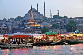 Bosphorus Cruise.