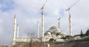 Masjid Agung Camlica Hill