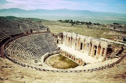 Reruntuhan Hierapolis