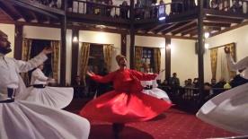 Show Tari Sufi Bursa