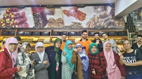 Di Gerai Turkish Delight Bursa