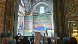 Makam Jalaludin Rumi