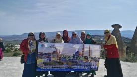 Ibu2 di Cappadocia