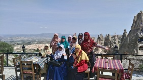 Goreme Cappadocia