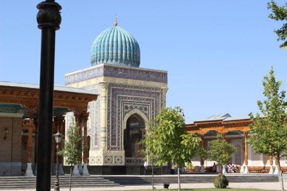 makam-imam-bukhari