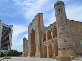 Kukeldash Madrasah