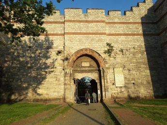 Gerbang Fatih Sultan Mehmet