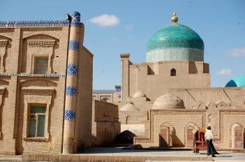 Pahlavan Mahmud Complex