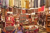 Anchient Silk Market