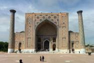 Ulugbeg Madrasa