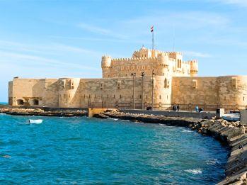 Fort of Qeit Bey