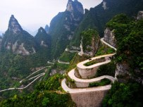 Tianmen Mountain Scenic Area