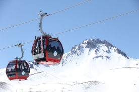 Cable Car Mt. Erciyes